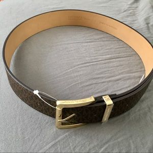 New! Michael Kors Belt!